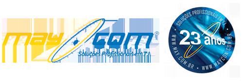 May.com Logotipo